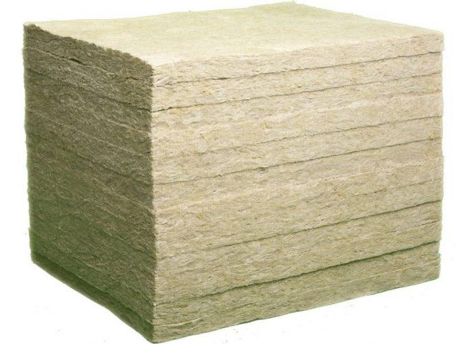Маты из базальтового волокна