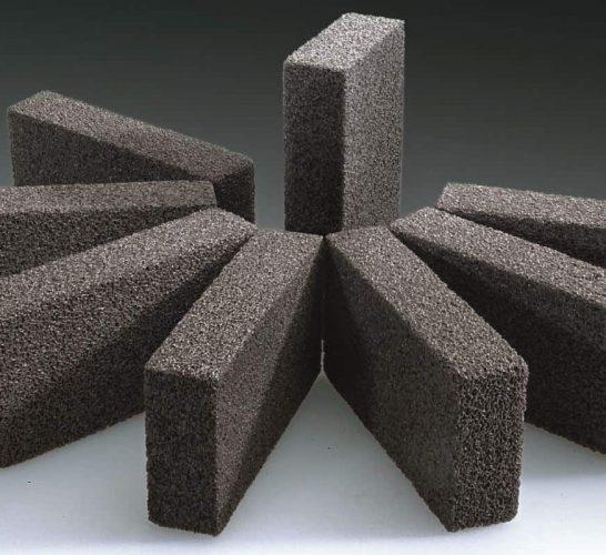 Блоки пеностекла