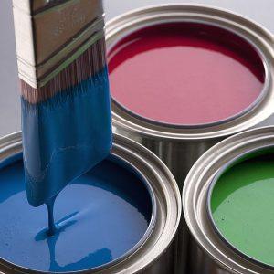 Краска на водной основе