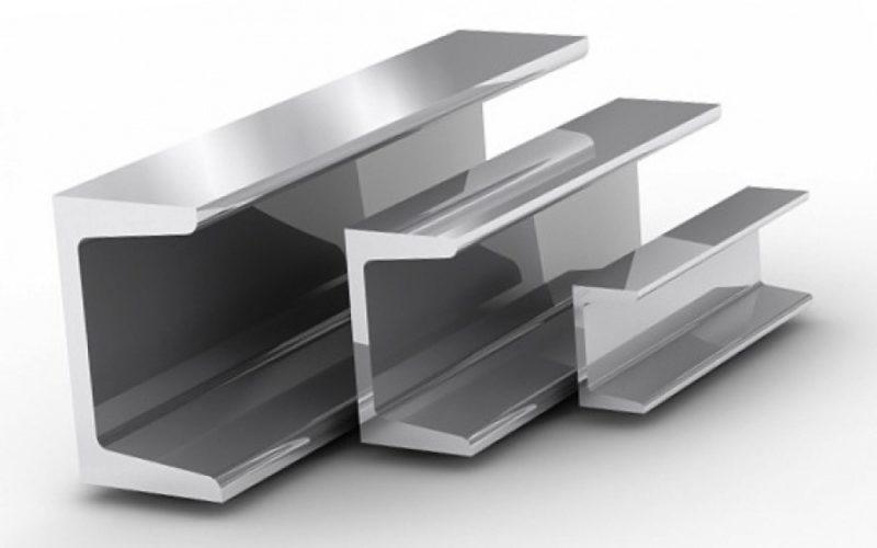 Швеллер из металла